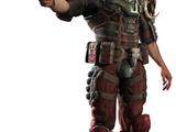 Crimson Elite Armor