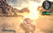 Rage Vehicle Combat spectacular