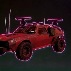 Vehículos de RAGE 2