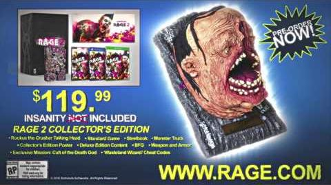 RAGE 2 – Collector's Edition