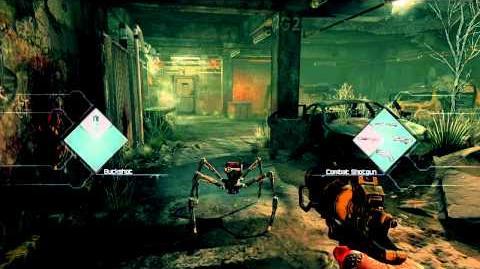 RAGE - Gearhead Vault Gameplay Trailer