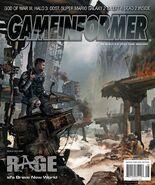 Game Informer cover aug 2009