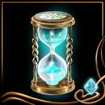 Emerald Hourglass