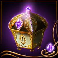 Purple Jewelry Box