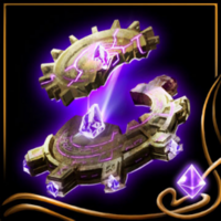 Purple Gear+