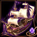 Purple Ship