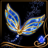 Blue Feather+