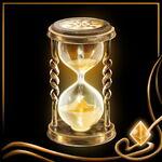Yellow Hourglass