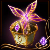 Purple Jewelry Box+