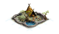 Fishers pond