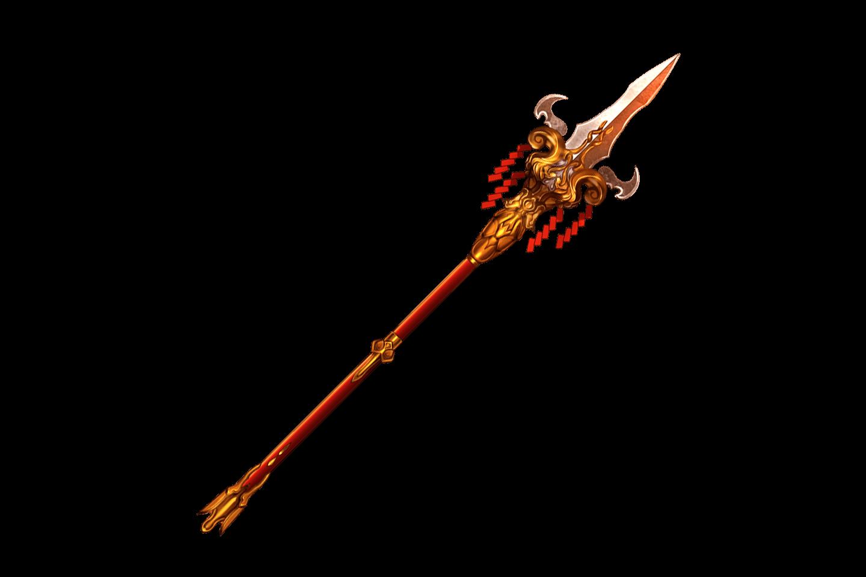 Izushi Long Spear