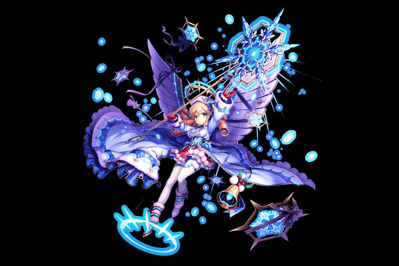 (Snow Angel) Raphael