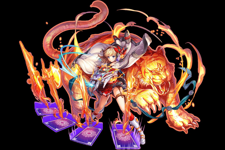 (Meltdown Summoner) Durga