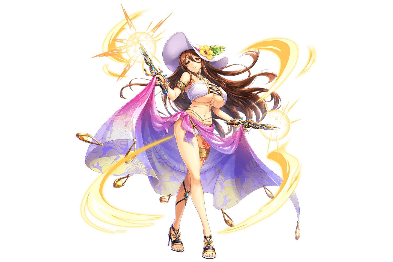 (White Sand Maiden) Argos