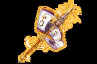 Crest Flag - Thunder