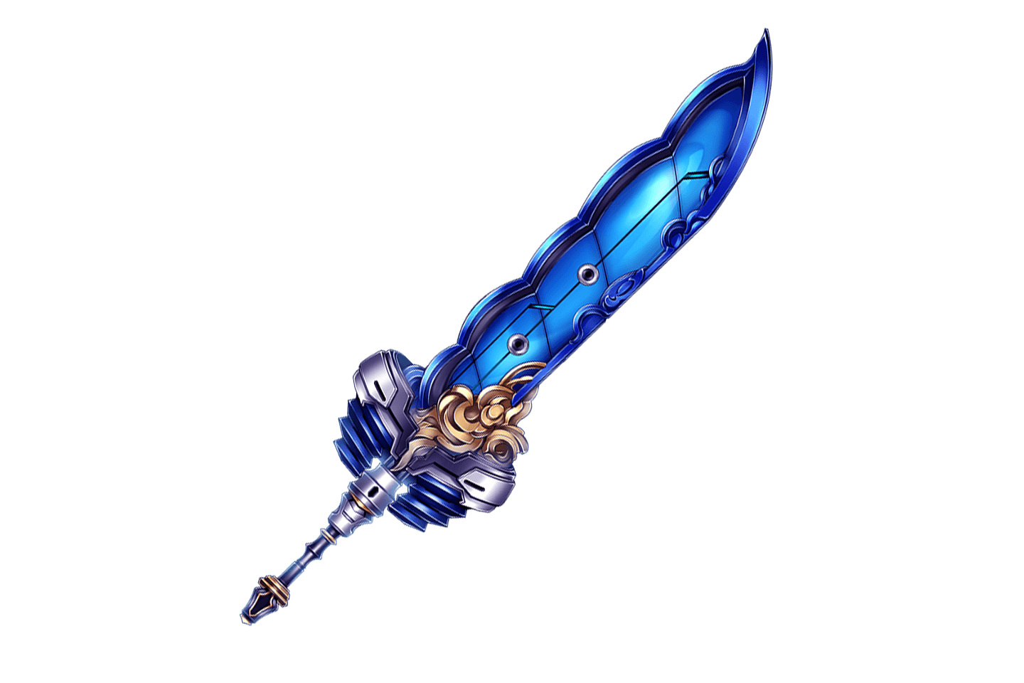 Whale Water Sword
