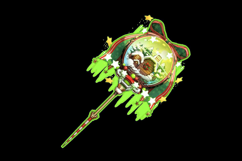 Colorful Hammer Tint Globe