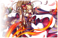 (Dazzling Flame) Artemis Close