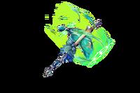 Dolphin Hop Hammer