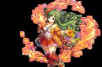 (Mild Flower) Flora Close