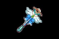 Feather Baton