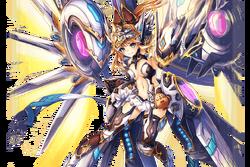 (Holy Armor Warrior) Athena Close
