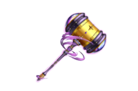 Dark Matter Gavel