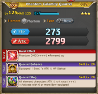 MLB Phantom Calamity Quarrel +99