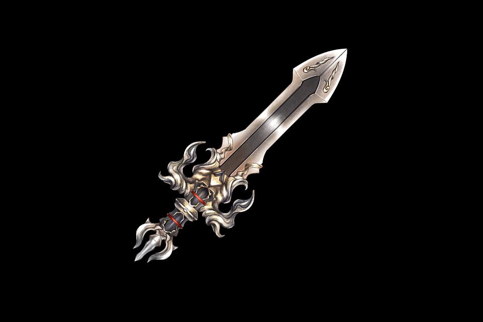 Phoenix Feather Short Sword