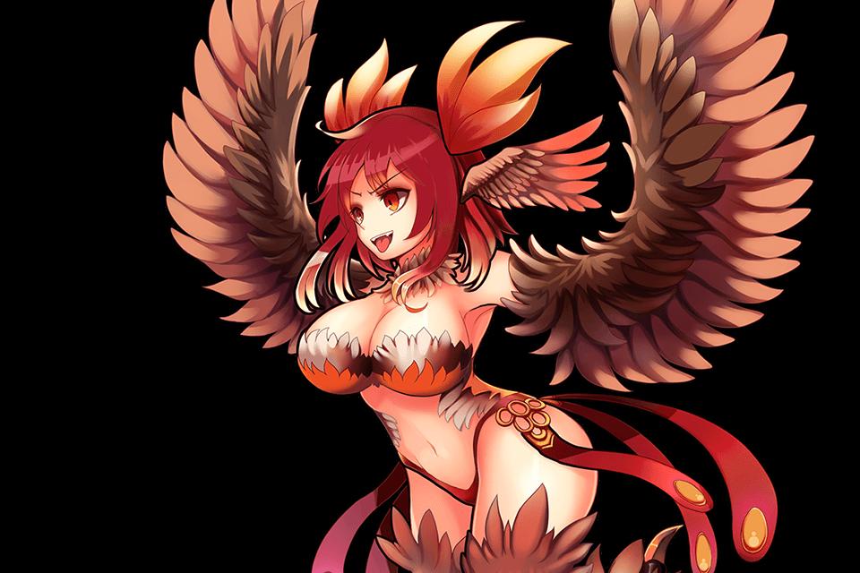 Harpie (N)