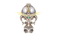 Created Holy Grail Demiurge