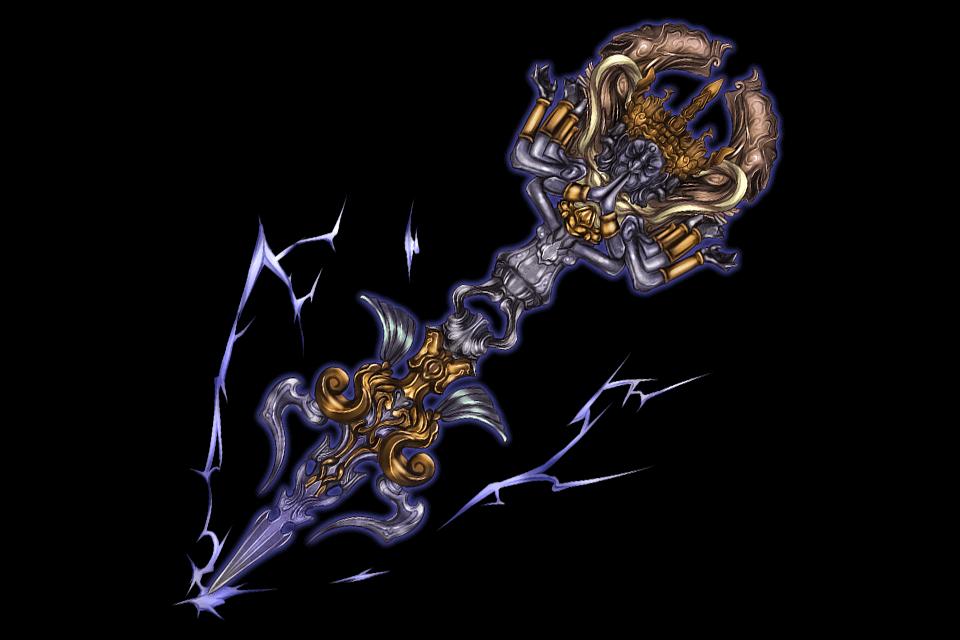 Lightning Blade Vajra