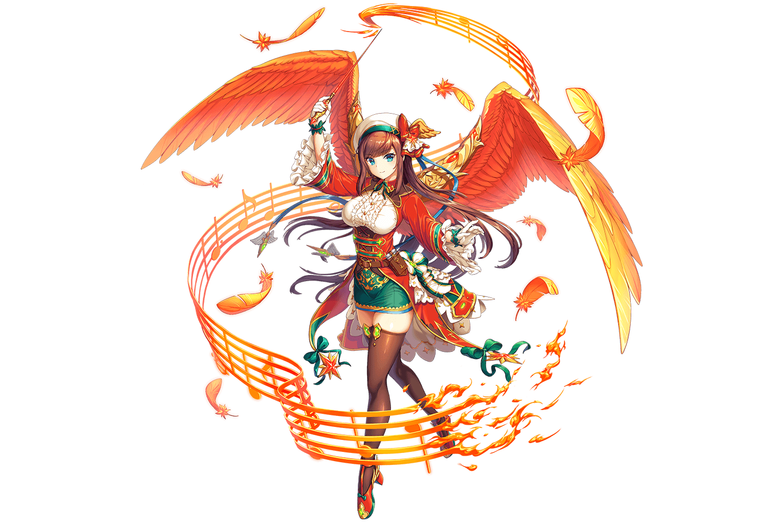 (Holy Flame Score) Principality