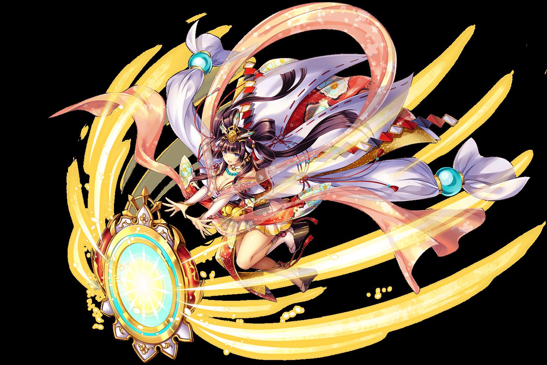 (Snow White Princess) Amaterasu