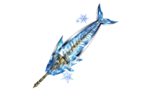 Ice Sword Fish