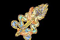Heavenly Sea Fin Glitter