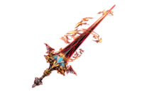 Dragon Spear Fell Tepes