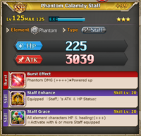 MLB Phantom Calamity Staff +99