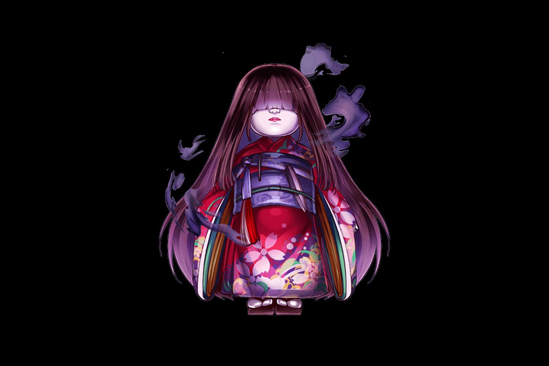 Cursed Doll