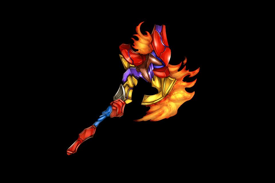 Heaven's Fire Axe