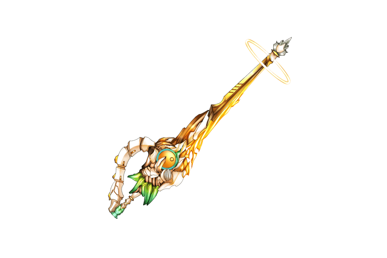 Sacred Sword Fleuret