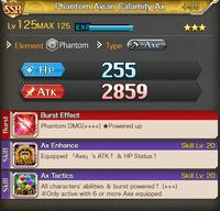 MLB Phantom Avian Calamity Ax +99