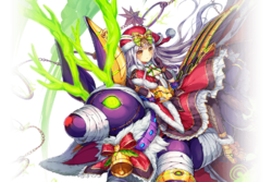 (Jade Horn Disciple) Nephthys Close