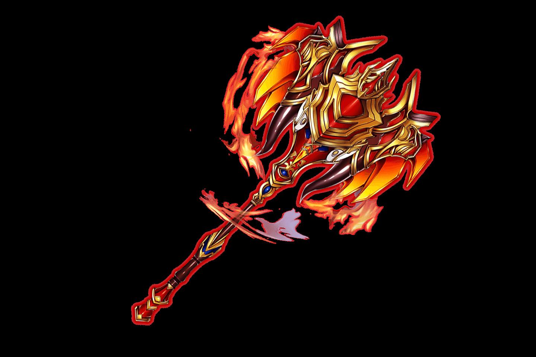Lava Cavalier