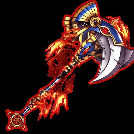 Fury Flame Ax Halwell Beak.png