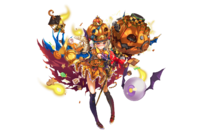 (Pretty Pumpkin) Artemis R