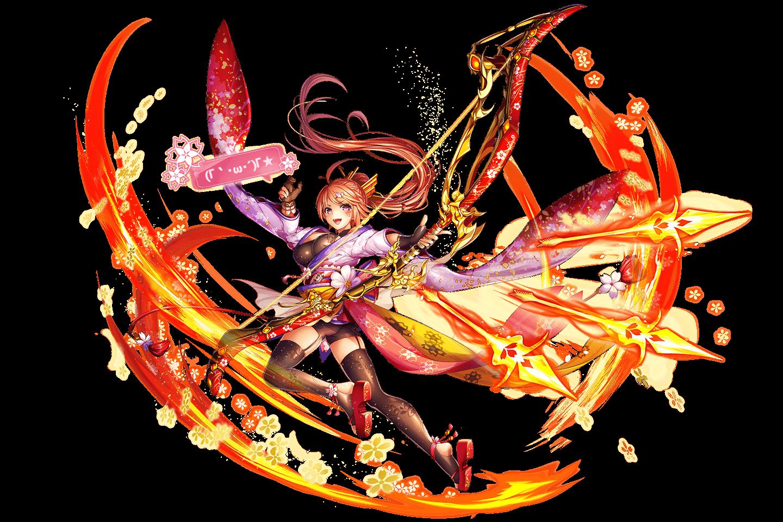 (Swirl Sakura) Konohana-Sakuya