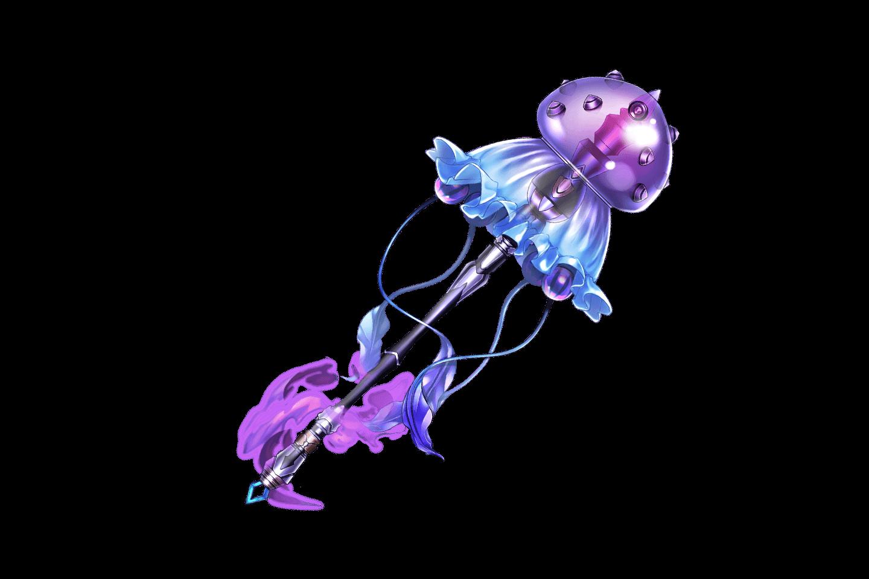 Darkness Medusa