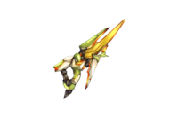 Winged Sword Suparna
