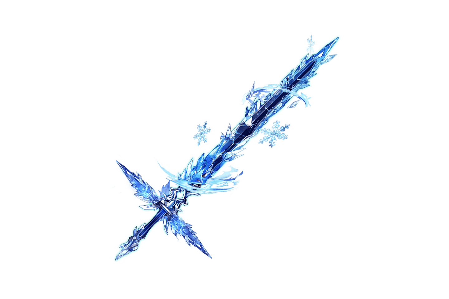 Curse Ice Sword Cryo Shree